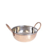 Voult | Copper And Stainless Steel Bowl With Handles | VOULT.COM.AU