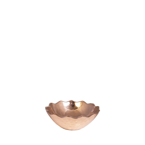 CROWN COPPER BOWL