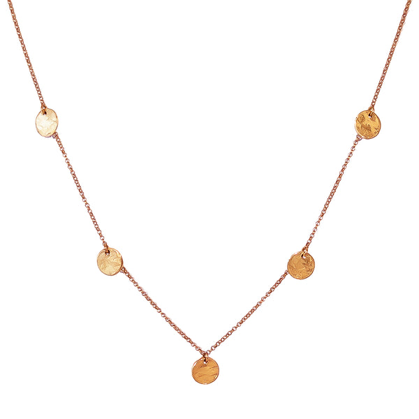 Rock Finders Keepers | Coco Fine Necklace - All Rose | VOULT.COM.AU