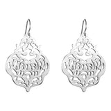 Rock Finders Keepers | Flame Earrings | Silver | VOULT.COM.AU