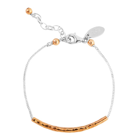 Bella Bangle | Rose Detail