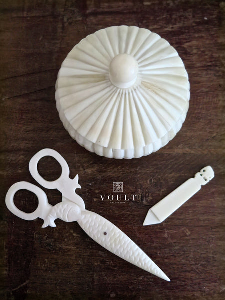 Camel Bone Scissors