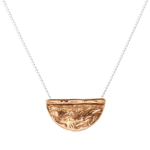 Rock Finders Keepers | Inka Large Necklace - Rose | VOULT.COM.AU