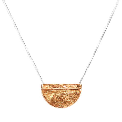 Rock Finders Keepers | Inka Medium Necklace - Rose | VOULT.COM.AU