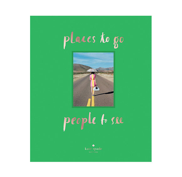 Places To Go, People To See | Kate Spade New York | VOULT.COM.AU