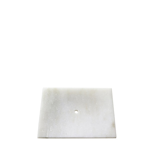 Voult | Marble Rectangle Soap Dish | VOULT.COM.AU