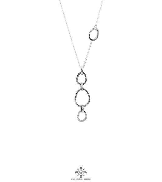 Rock Finders Keepers | Paradis Necklace - Silver | VOULT.COM.AU