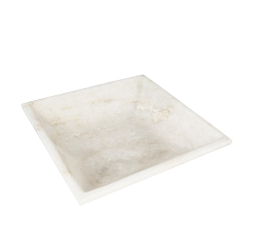 SQUARE MARBLE DISH