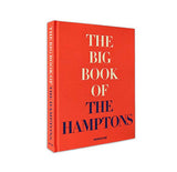 Assouline | The Big Book Of The Hamptons By Michael Shnayerson Hardcover Book | VOULT.COM.AU