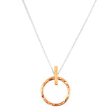 Rock Finders Keepers | Zoe Large Necklace | Rose | VOULT.COM.AU