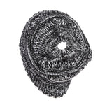 Women's Baggy Warm Crochet Knit Beanie - DriftOwl