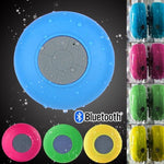 Waterproof Bluetooth Shower Speaker with Suction Cup - DriftOwl