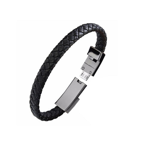 USB Charging Cable Bracelet - DriftOwl