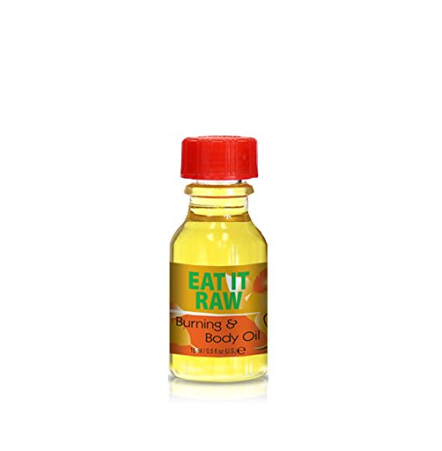 Burning & Body Oil - Eat It Raw .5 oz.