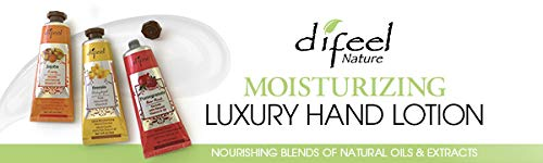 Difeel Luxury Moisturizing Hand Cream - 12 Piece Gift Set