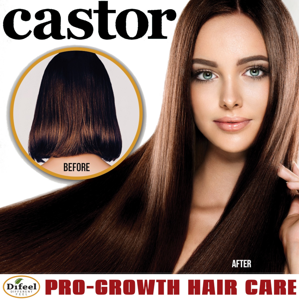 Difeel Castor Pro-Growth Conditioner 12 oz.