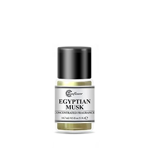 Black Top Body Oil - Egyptian Musk .5 oz. (PACK OF 2)