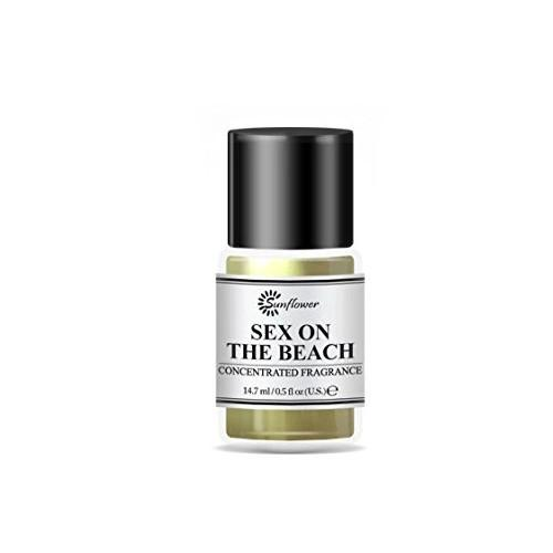 Black Top Body Oil - Sex on the Beach .5 oz. (PACK OF 2)
