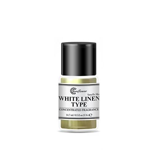 Black Top Body Oil - White Linen .5 oz. (PACK OF 2)
