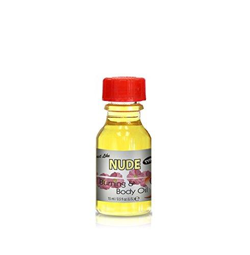 Burning & Body Oil - Nude .5 oz. (PACK OF 2)