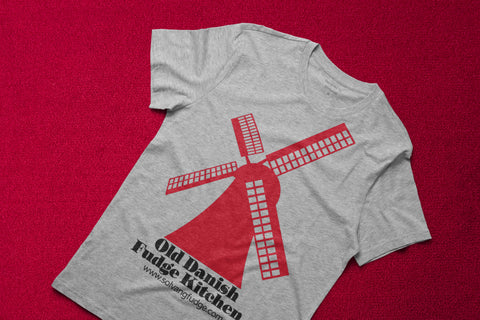 Old Danish Fudge Kitchen Logo TShirt