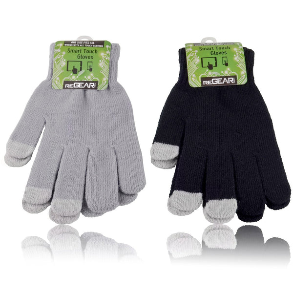ReGear Texting Gloves - 2 Pack
