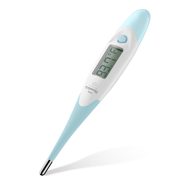 Little Martin's Drawer Digital Medical Thermometer for Oral Armpit & Rectal Temperature