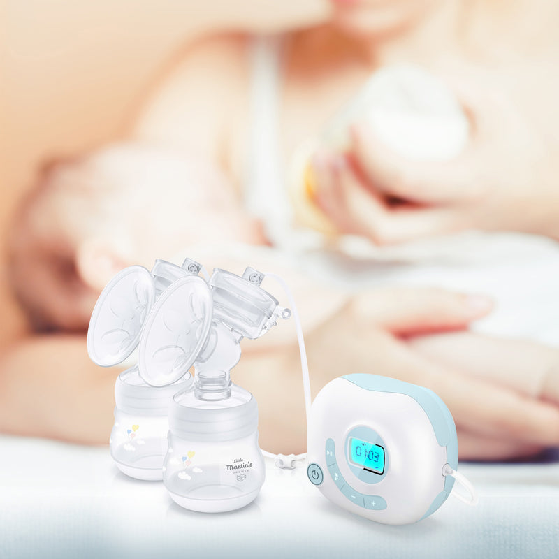 Little Martin's Electric Double Breast Pump With Rechargeable Battery