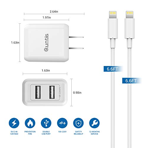 12W Wall Charger