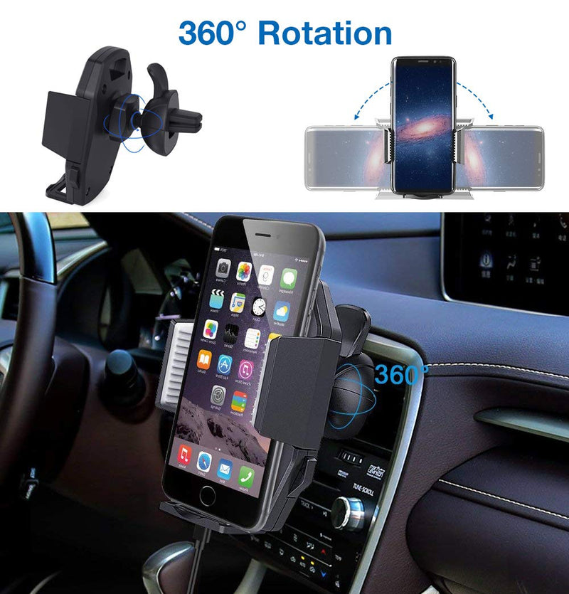 New Arrival Universal Air Vent Cell Phone Car Mount Holder