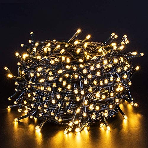 132FT 300 LEDs Fairy String Lights