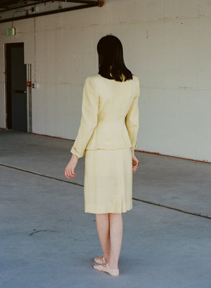 1940s Lilli Anne Suit