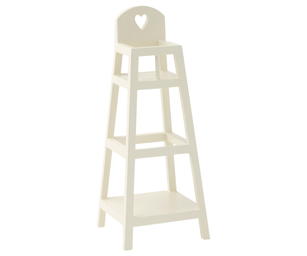 Maileg High Chair Off White My Size