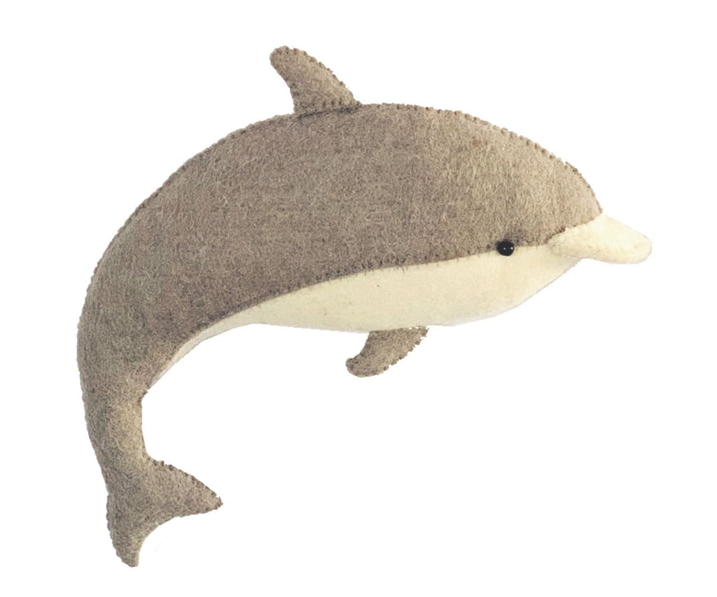 Fiona Walker England Mini Dolphin Wall Mounted Decor