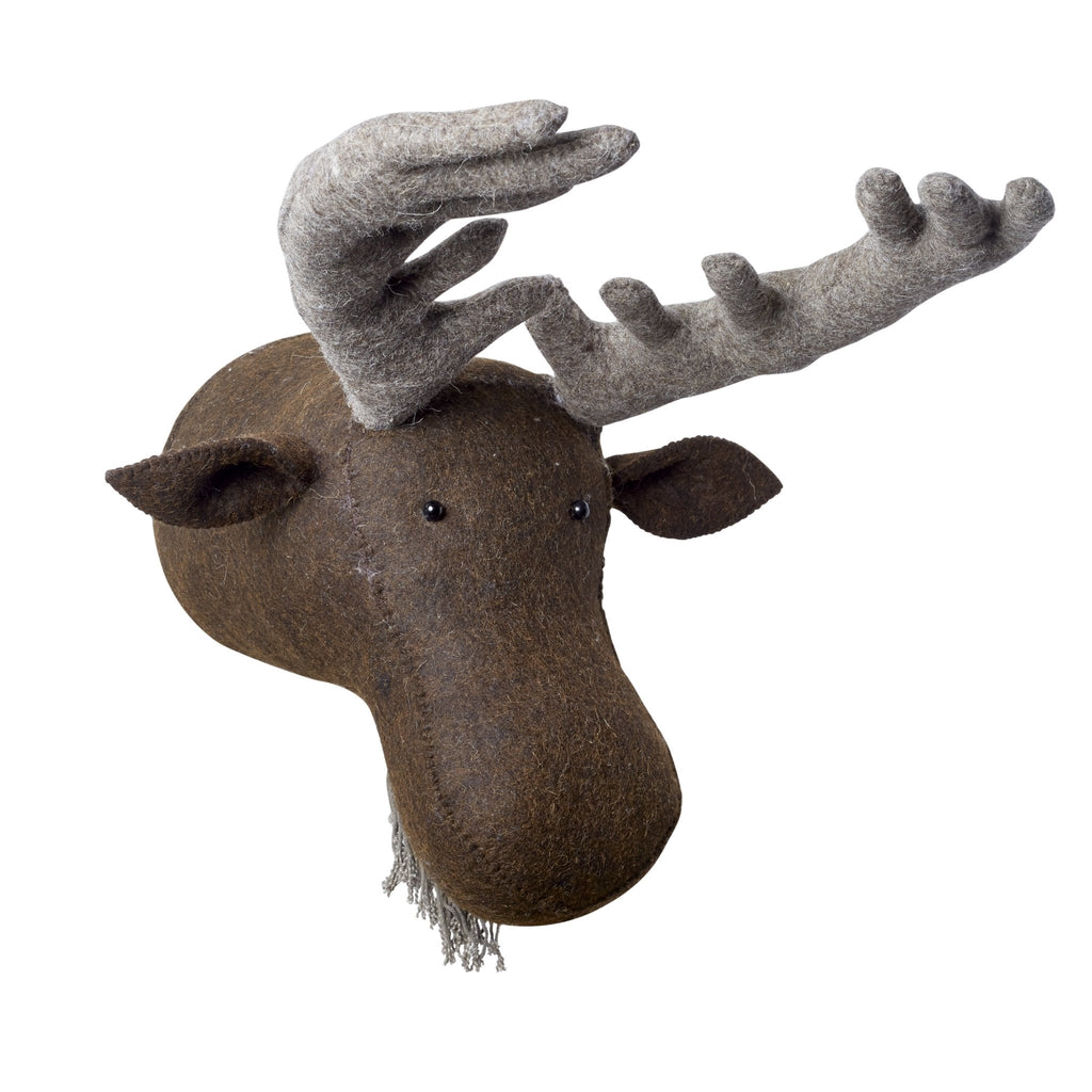 Fiona Walker England Moose Head