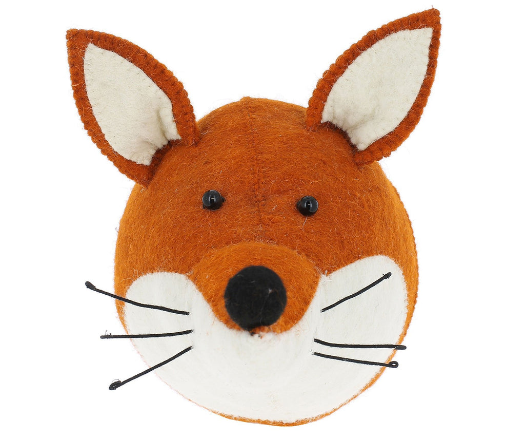Fiona Walker England Fox Head - Bijou Lifestyle