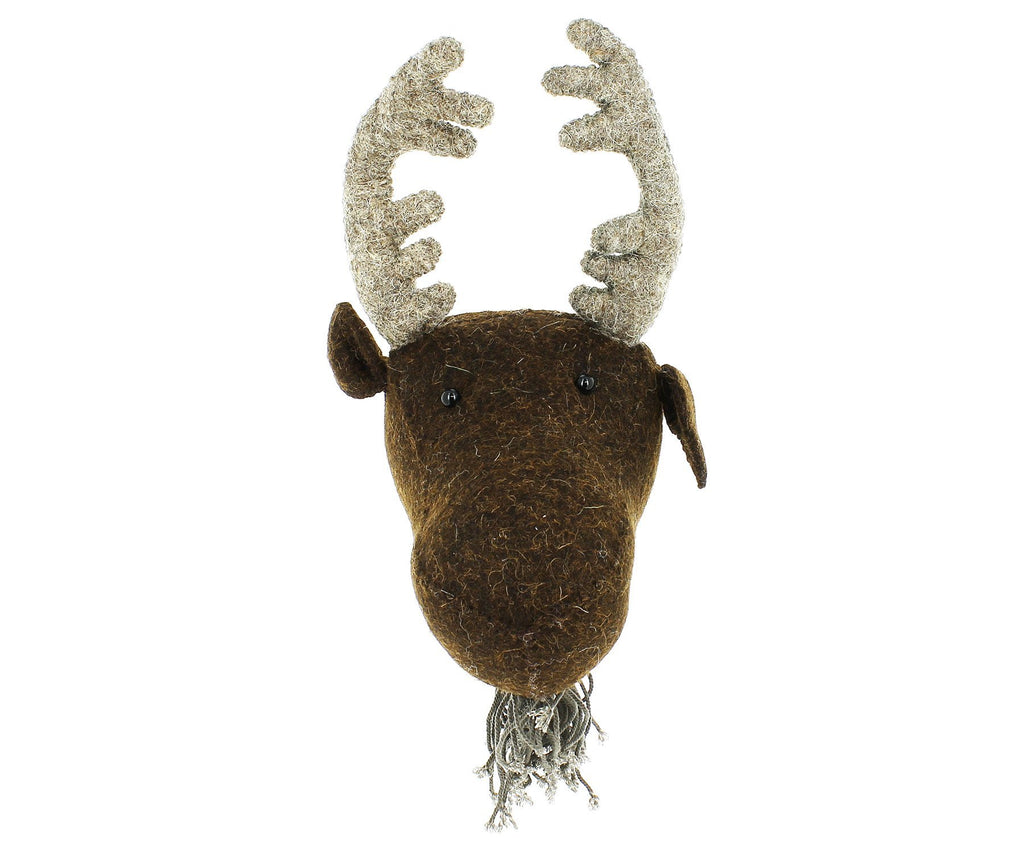 Fiona Walker England Moose Head Mini