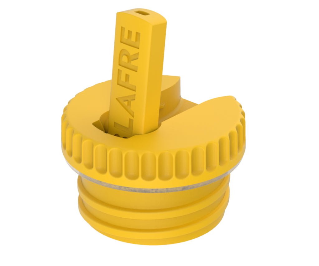 Blafre Sippy Lid Yellow