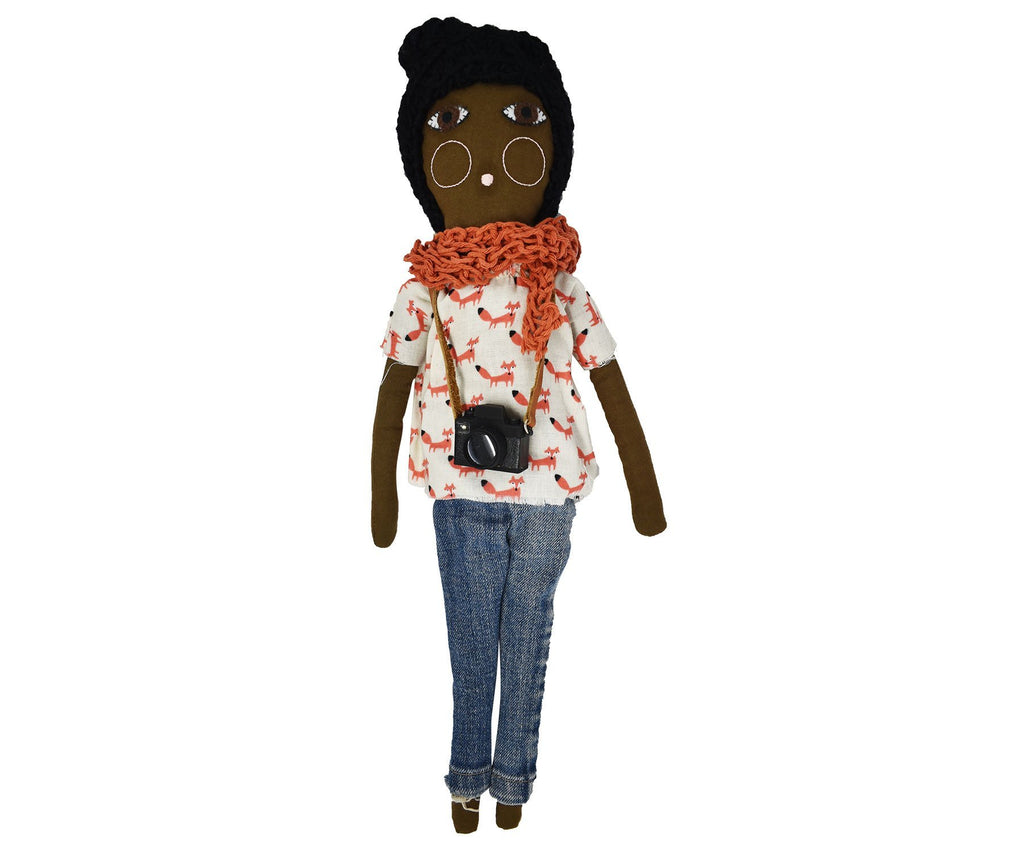 Severina Kids Fashion Blogger Doll in Jeans