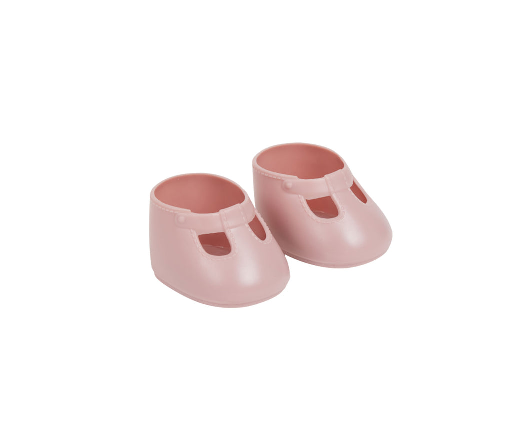 Dinkum Doll Shoes Mallow Pink