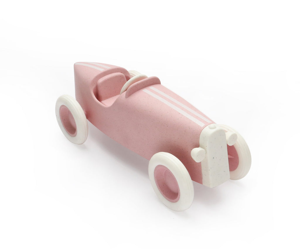 ooh noo Racing Car Pale Pink