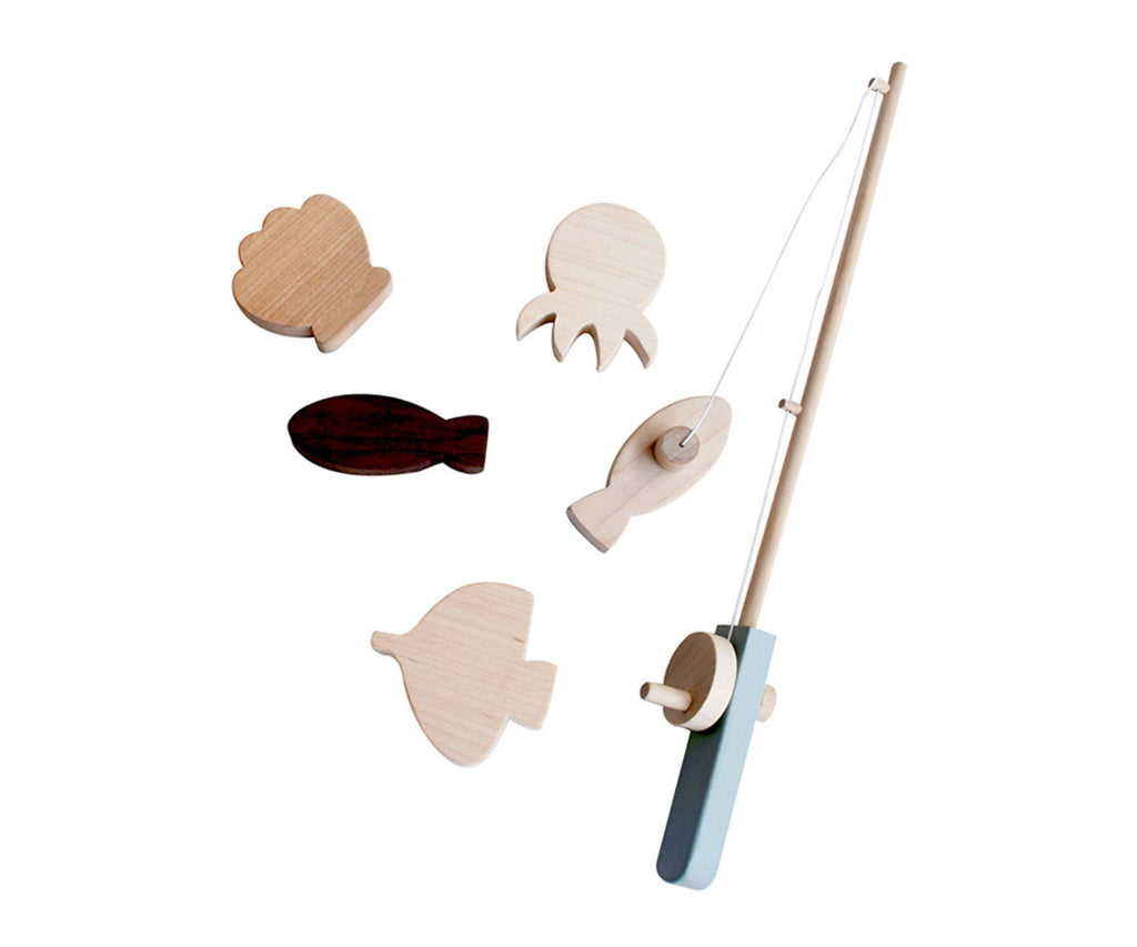 Tangerine Studio Fishing Set