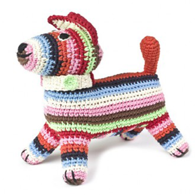 Anne-Claire Petit Small Terrier Stripe - Bijou Lifestyle