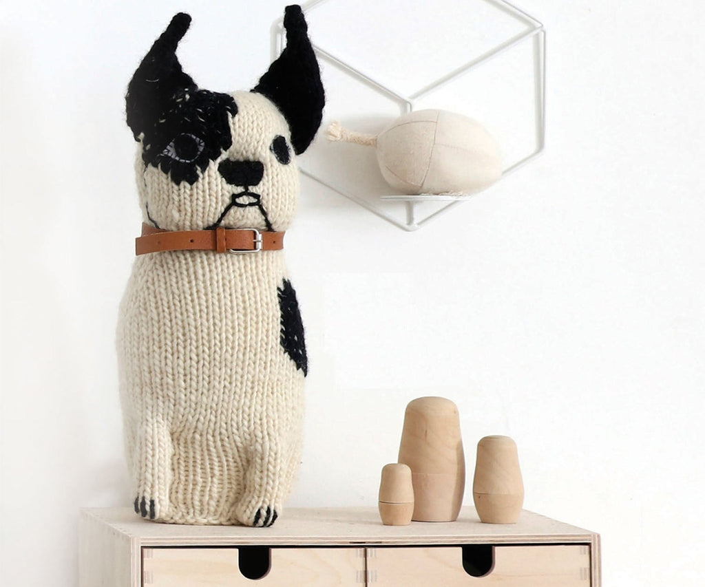 Severina Kids Hand Knitted Dog