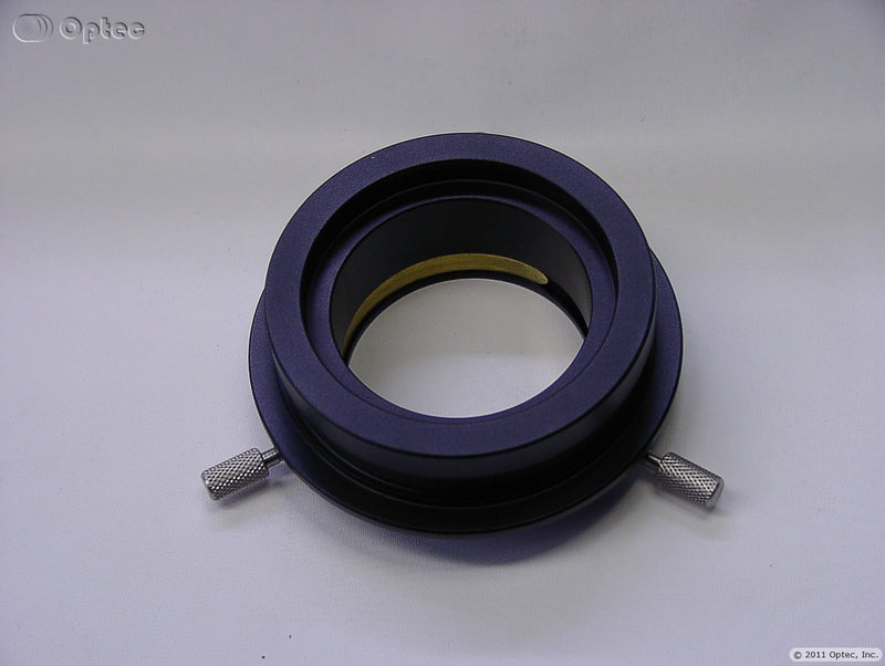 "#17804 - 3"" Drawtube Adapter To 2"" Reducer Bushing With Compression Ring"
