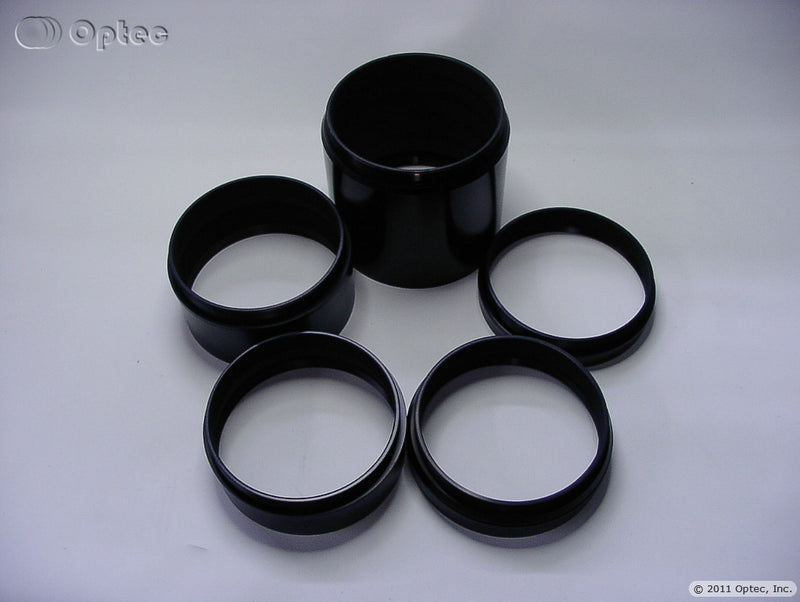 #19890 - DSI 3.5 Extension Tube Set, 5-piece set