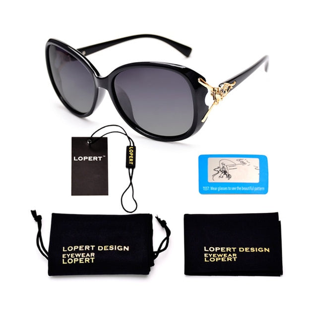 Women Polarized Elegant Fashion Sunglasses