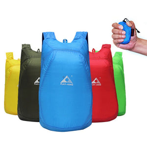 Ultralight Nylon Foldable Waterproof Backpack