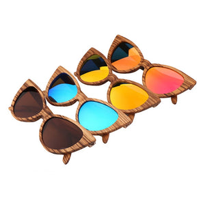 Vintage Fashion Style Polarized Women Sunglasses