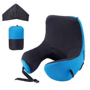 Travel Pillow 6-in-1 Detachable/Adjustable